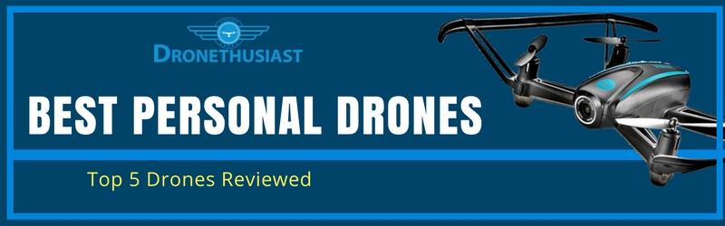 meilleurs drones personnels dronethusiast en-tête