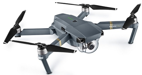 best real estate drones dji mavic pro