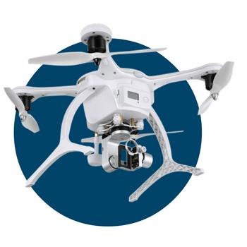 drone que te sigue solo ehang