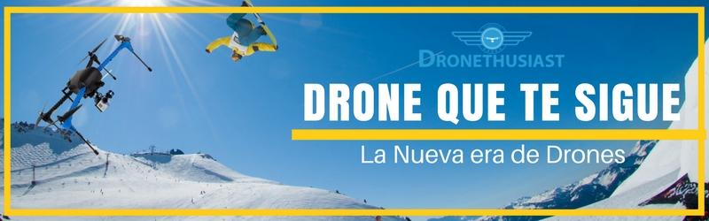 drone que te sigue