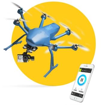 hexo-drone que te sigue solo
