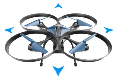 altair aerial u818 plus altitude hold