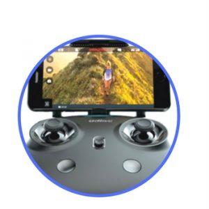 altair aerial u818 plus drone remote control phone