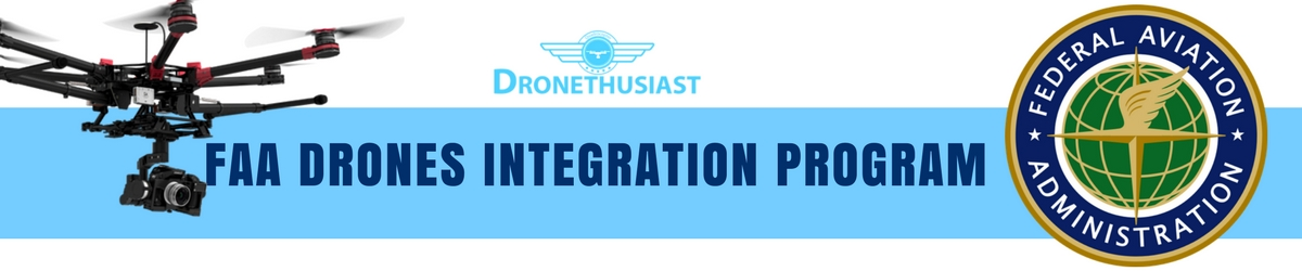 knowing all about FAA drones integration program