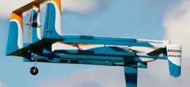 Amazon's Delivery Drone could Self-Destruct while Flying