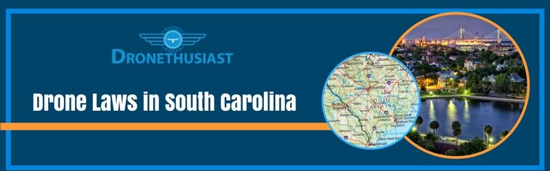drone laws in south carolina