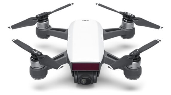 dji spark specs and review
