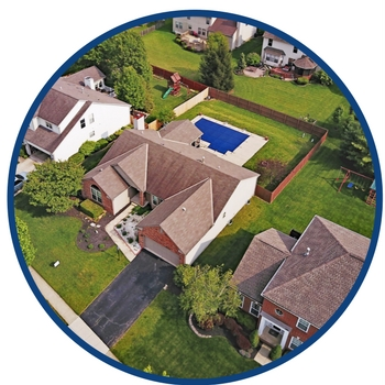 Real Estate Aerial Photography Columbus Ohio