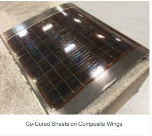 solar cell for drones