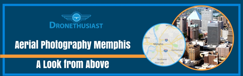 aerial photography memphis tn