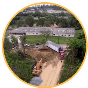 construction aerial photography in charlotte nc