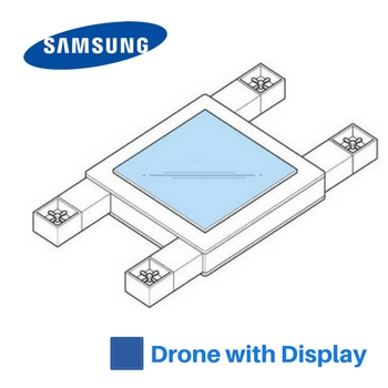 samsung drone with display 1