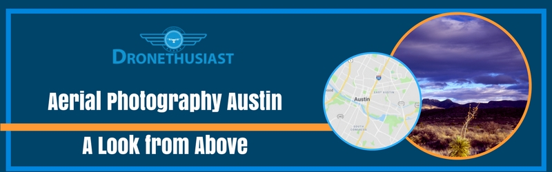 aerial photography austin tx