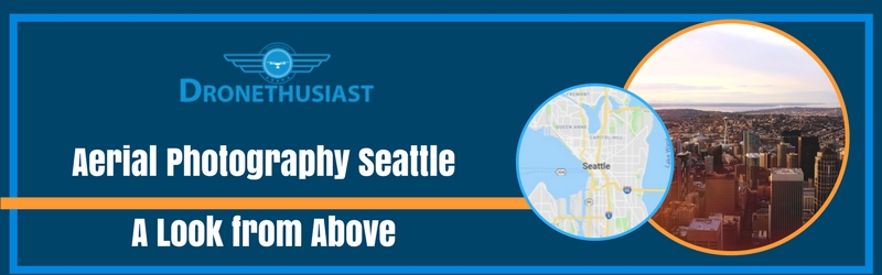 aerial photography seattle wa