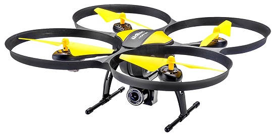 best drones with long flight times altair hornet 818