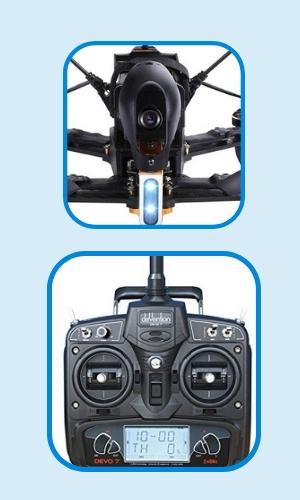 meilleurs drones professionnels walkera f210 deluxe spécifications