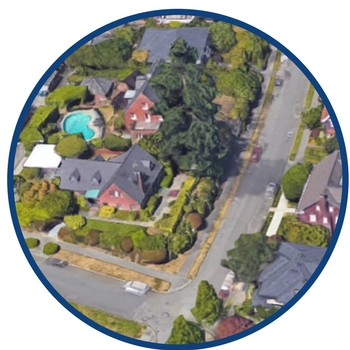 real estate aerial photography seattle