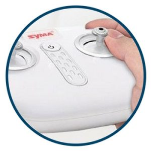 syma small drone rc helicopter headless mode