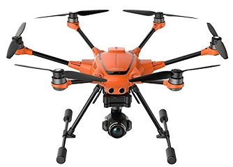best camera drone yuneec h520