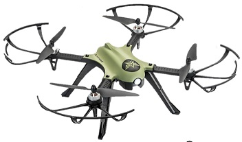 best drone for gopro altair blackhawk
