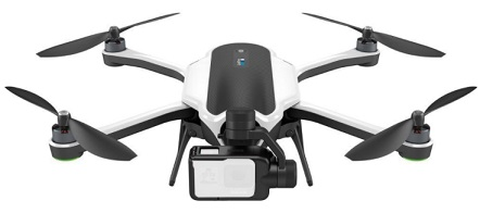 best drone for gopro karma