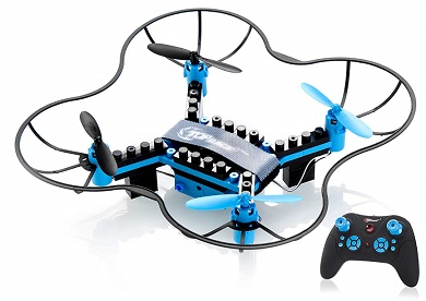 best drone kits Top Race DIY Drone Building Blocks 1