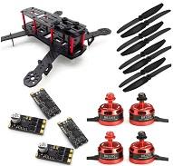 best drone kits USAQ ZMR250 FPV