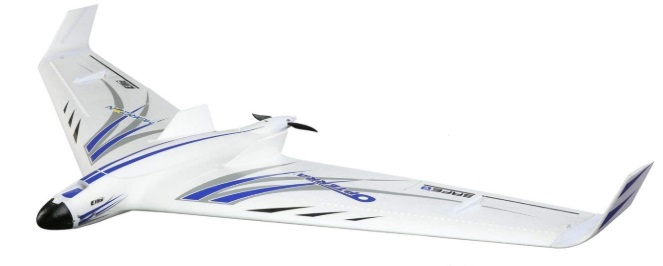 best fixed wing drone eflite opterra 2m