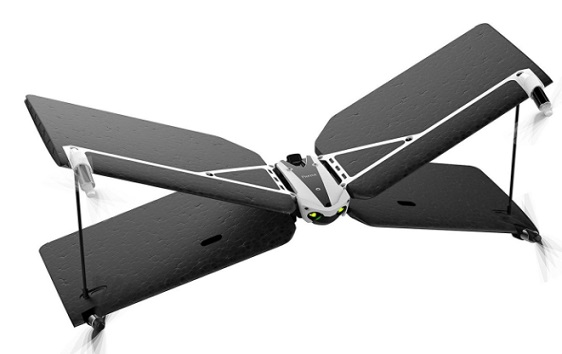 best fixed wing drone parrot swing and flypad