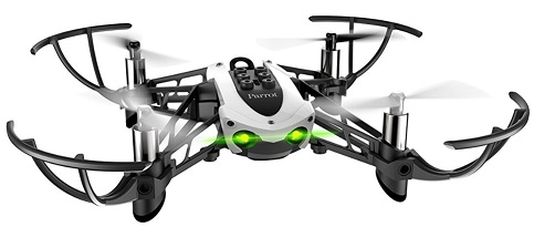 best folding drone parrot mambo