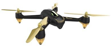 mejores drones fpv hubsan h501s