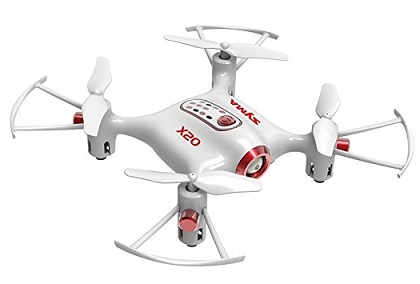 mejor mini drone syma x20
