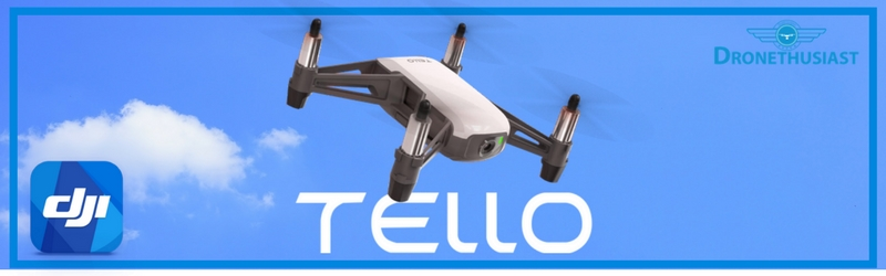 the new dji tello drone