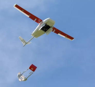 zipline drone new model in the us