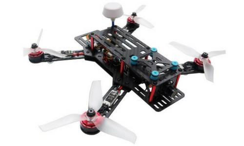 Arris FPV250 Racer - Fastest drones
