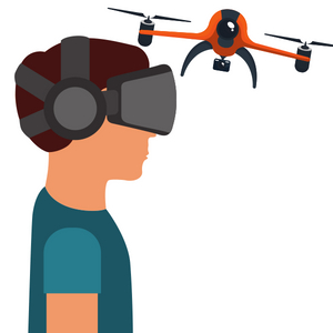 Best VR Headset For Drones