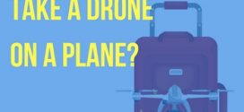 Can You Take a Drone on a Plane? – Flying With Your Drone