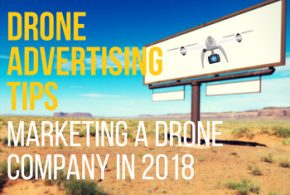 Drone advertising