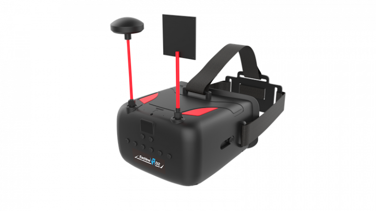 vr goggles for drones