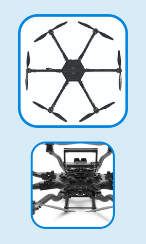 Freefly Systems Alta UAV specs