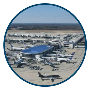 Proximity to Airports in Arkansas