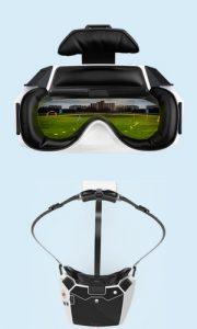 Walkera Goggle 4 VR goggles for drones specs
