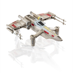 x wing star wars drone