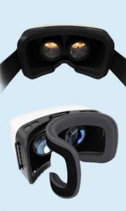Zeiss VR One VR goggles for drones specs