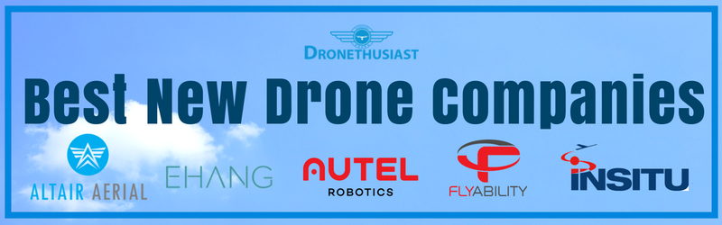 bes new drone companies 2018 header