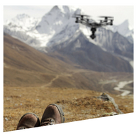 best drones for hiking