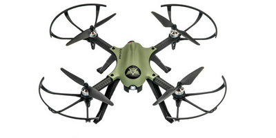best hiking drones altair blackhawk