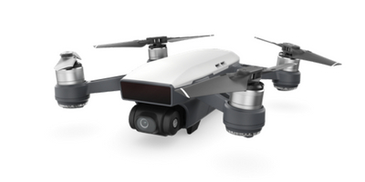 best hiking drones dji spark