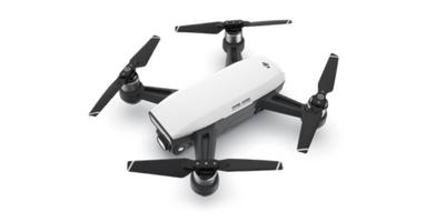 best smartphone drones dji spark