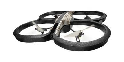 smartphone controlled drones parrot ar 2.0